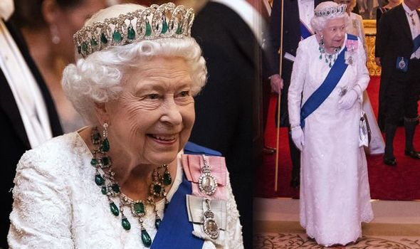 Queen wears Vladimir Tiara – Meghan Markle wished it for her marriage ceremony day however was denied 1216181 1