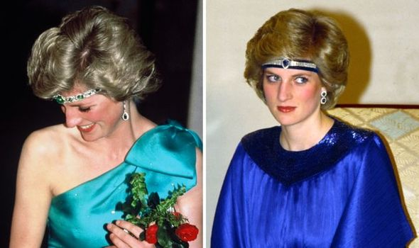 Princess Diana: 'Trendsetting' royal altered necklaces into headbands & other pieces