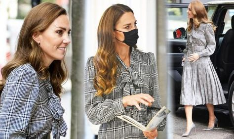 'Dress of dreams': Kate Middleton wows on surprise outing - 'what colour can't she rock?'