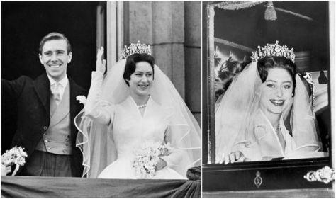 'Independent woman' Princess Margaret broke royal protocol & bought £5,500 wedding tiara