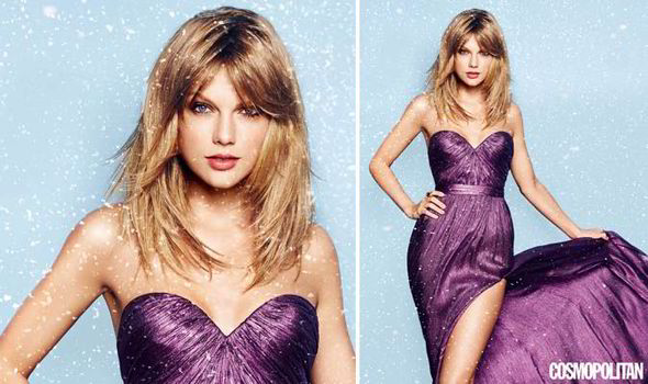 Taylor Swift says she's stopped dating and isn't looking ...