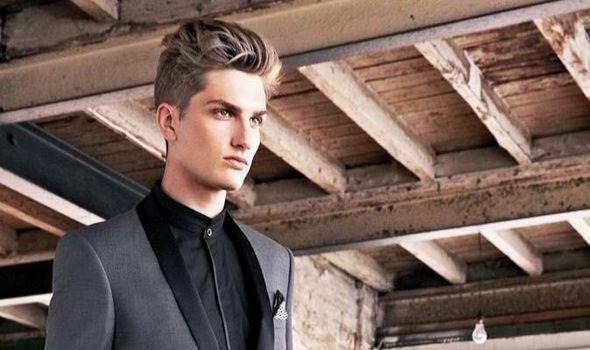 Suits You Sir Julien Macdonald Designs Menswear Range For