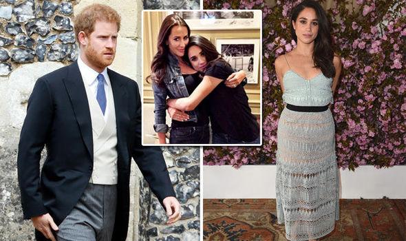 Meghan Markles Wedding Dress Stylist REVEALED For