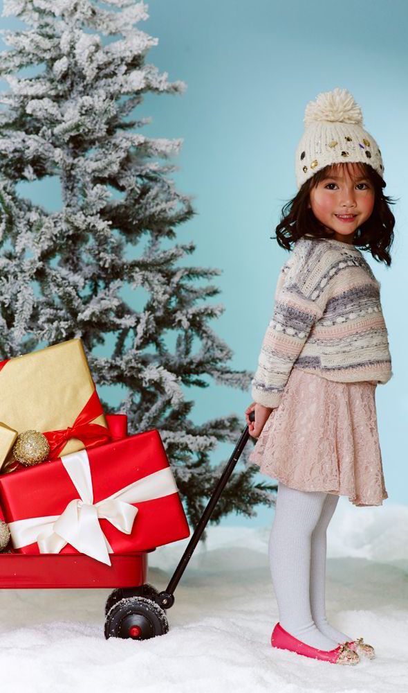 Get Into The Party Spirit With River Islands Kids