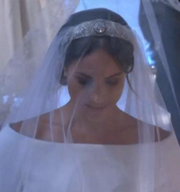 Meghan Markle Tiara She Is Wearing The Queen Marys