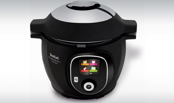 Tefal CY855840 Cook4me  One-Pot Connected Digital Electric Pressure Cooker