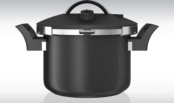 Tower T90126 Pro Sure Touch Pressure Cooker