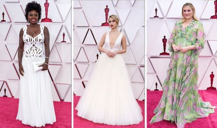 Oscars 2021 Best Dressed: Stars stun on the red carpet including WINNER Emerald Fennell