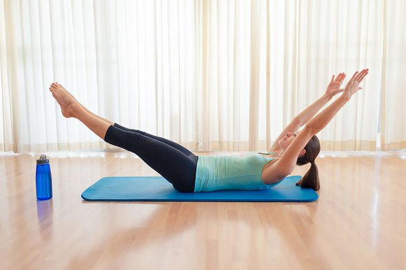 Burn belly fat with these simple but effective moves