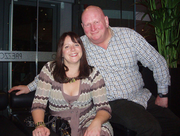 weight loss couple  Biker couple HYPNOTISED to shed some pounds…and now their leathers don&#zero39;t have compatibility! weight loss couple 414670