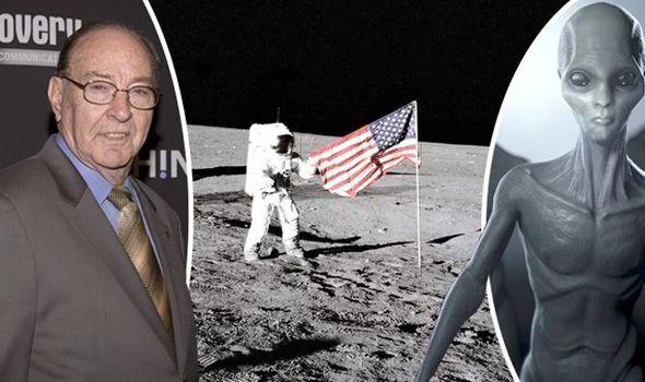 Astronauta revela que Aliens existem