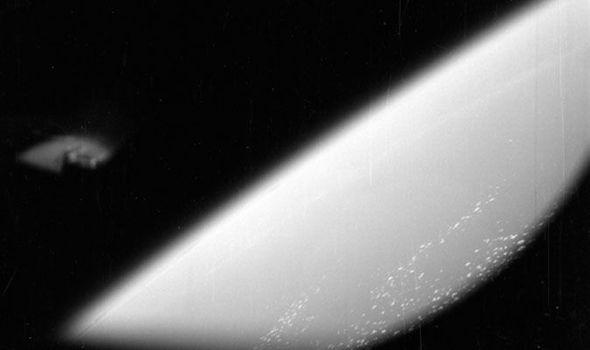 Alien-spacecraft-55-year-old-NASA-photograph | Nature ...