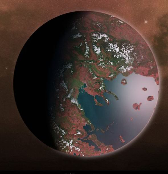 """""""Super Earth"""" G 581d that could support alien life """"does ..."""