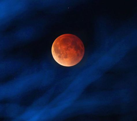 Blood Red Moon Passover America