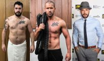 Shayne Ward weight reduction: Coronation Road star reveals six pack abs – how he misplaced 3st 7lb 1192366 1