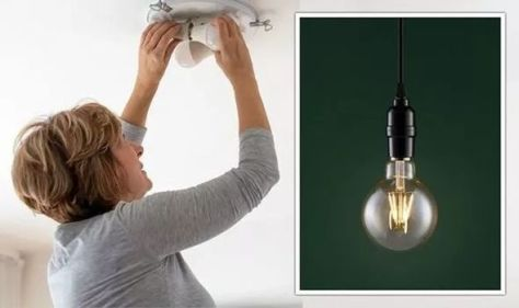 Halogen bulbs banned from next week with Brits having to switch spotlights to LED