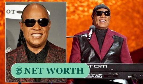 Stevie Wonder net worth: Superstition singer has eye-watering fortune from 60 year career