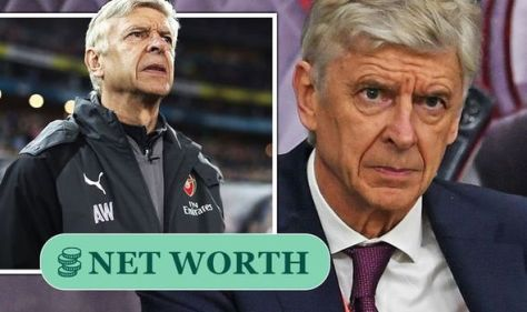 Arsene Wenger net worth: Arsenal manager amassed staggering fortune after 'painful' exit