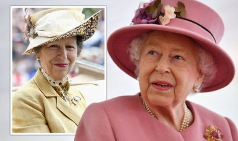 Inside Queen's 'warm friendship' with Princess Anne since Prince Philip's death