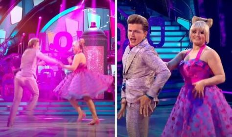 Strictly's Tilly & Nikita 'supposed chemistry' show 'no signs' of getting 'off the ground'
