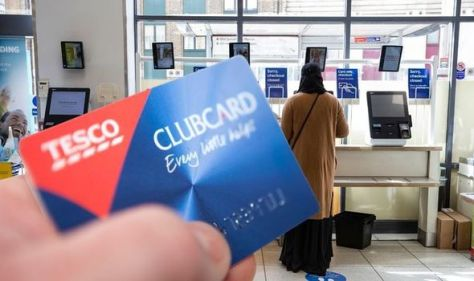 Tesco Clubcard warning to shoppers using loyalty card at checkout - 'where are my points?'
