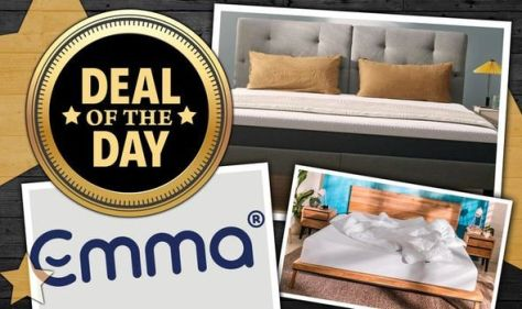 Save up to 50% on mattresses, pillows, and bedding from Emma Sleep