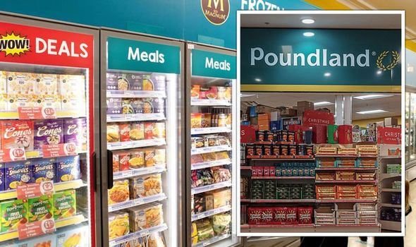 Poundland's chilled and frozen section coming to 50 stores by Christmas - what's on offer
