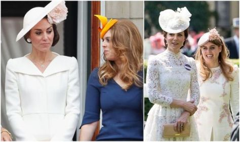 Kate Middleton & Princess Beatrice have most popular baby names - Sienna made a comeback