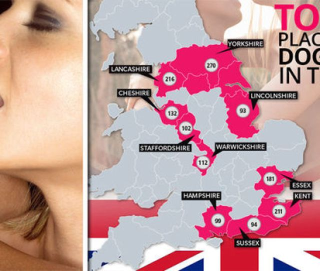 Are People Dogging In Your Town Shock As Britains Swinging Hot Spots Revealed