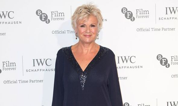 Julie Walters On Paddington And Ageing
