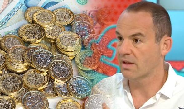Martin Lewis Money Saving Expert bills