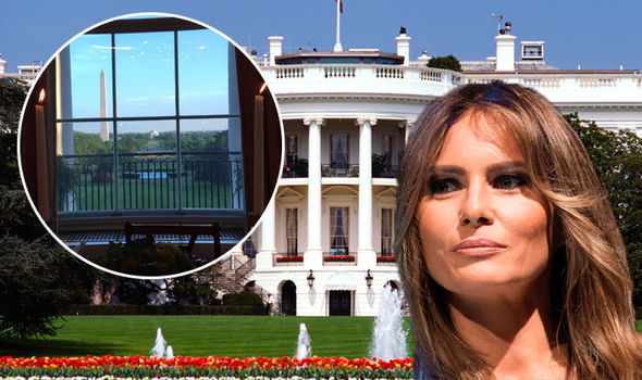 Melania Trump has moved into the White House and her new ...