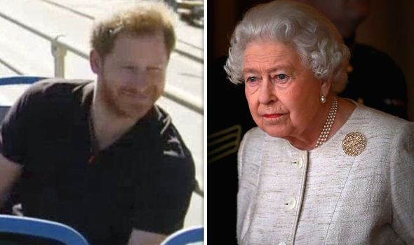 Prince Harry vs the Queen