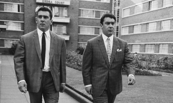 Image result for kray twins
