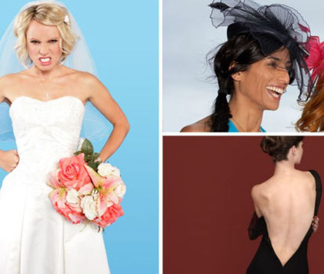 Wedding Guest Outfit No Nos Getty What Not To Wear As A Wedding Guest