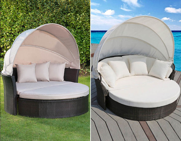 Garden Furniture For A Third The Price Of