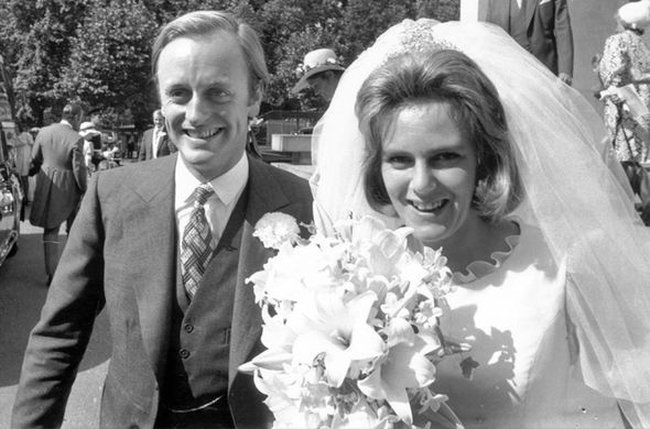Camilla Parker Bowles ex Andrew Parker Bowles: When was ...
