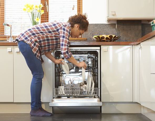Use your dishwasher to clean children's toys