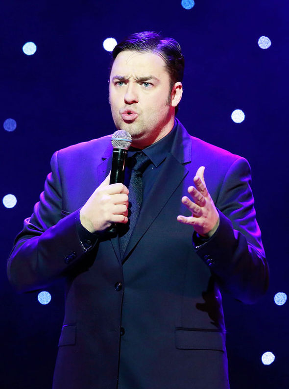 Comedian Jason Manford Swaps Comedy For New Career In