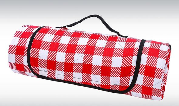 JEAOUIA Extra Large Picnic Blankets Waterproof