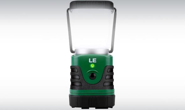 LE Rechargeable Camping Lantern