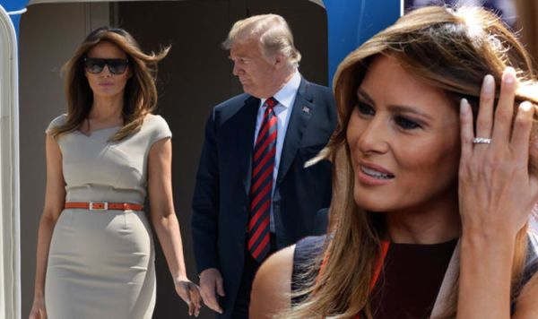Melania Trump news: Donald wife to make first appearance ...