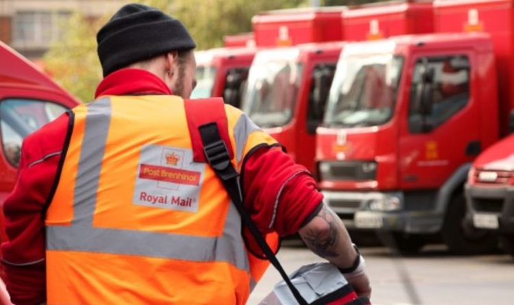 Royal Mail issues important service update - 19 postcodes affected by delays this week