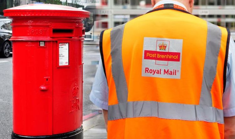 Royal Mail shares latest delivery update - 13 UK postcodes hit by delays this week