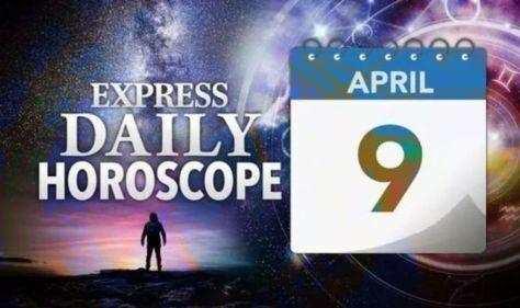 Daily horoscope for April 9: Your star sign reading, astrology and zodiac forecast