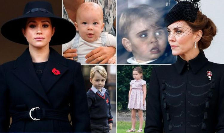 Prince Philip dead: Kate Middleton & Meghan Markle must follow parenting rules at funeral