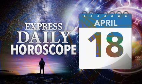 Daily horoscope for April 18: Your star sign reading, astrology and zodiac