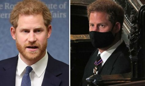 Prince Harry Earth Day message shows Duke has 'confidence back' after 'nervous trip to UK'