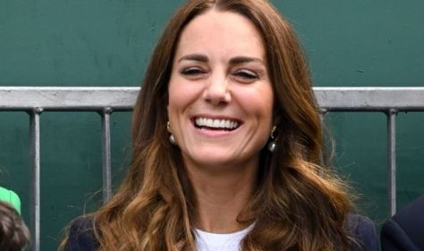 Kate Middleton 'relaxed' at Wimbledon after 'tense build-up' to Harry and William reunion
