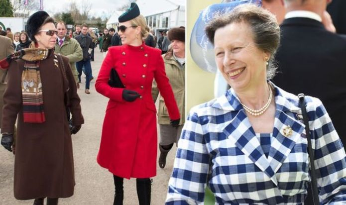 Princess Anne's 'stoic' body language is very different with Zara: 'Genuine but cautious'